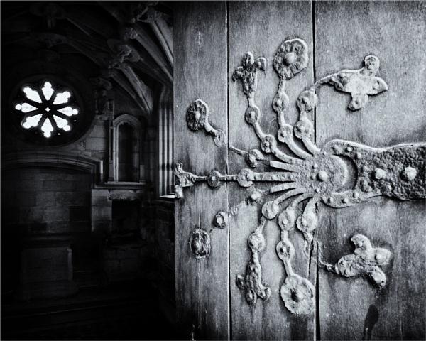 Chapel Door by woolybill1
