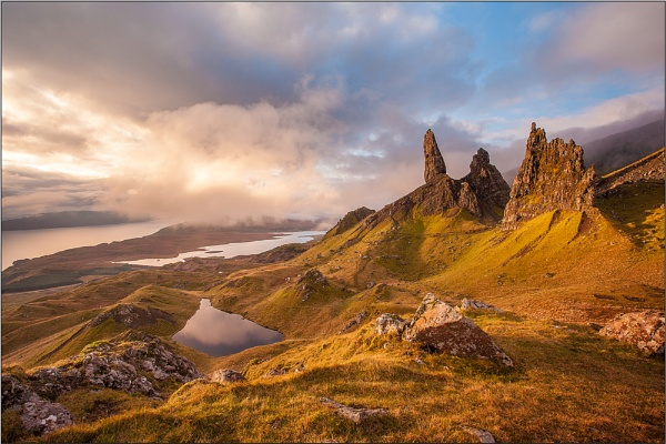 Old Man of Storr by BigCol