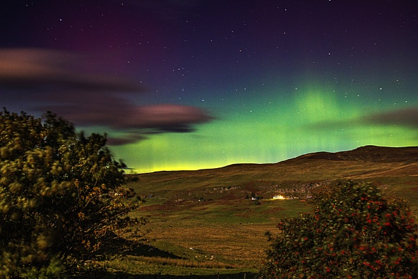 Northern lights. by skyepix