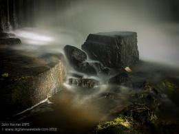 Secret Falls and Shades of Light