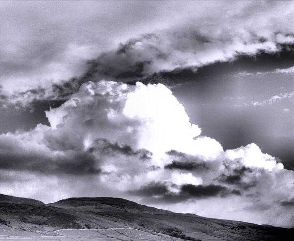 Angry Sky by john calderbank