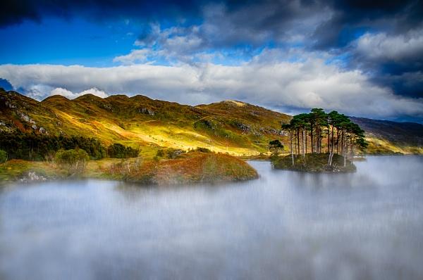 Scotland by blomman