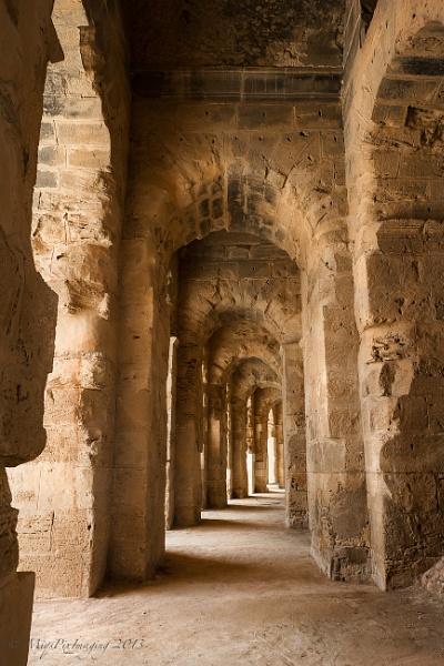 El Djem, Tunisia. by MiqsPix