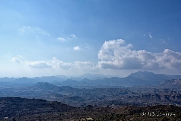 Blue mountain by HBJ
