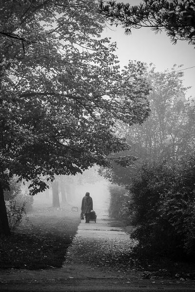 Fog in Negotin 5 by GoranStamenkovic
