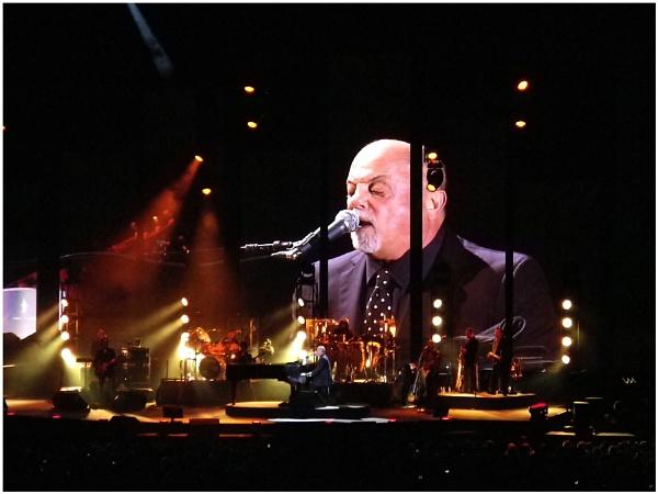 Billy Joel in Concert 29th October 2013