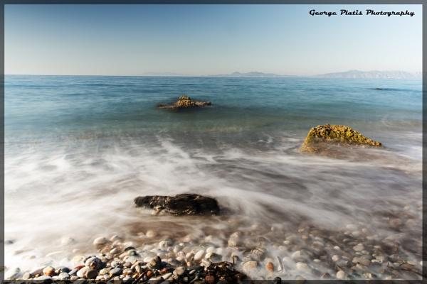 Streams of sea by GeorgePlatis