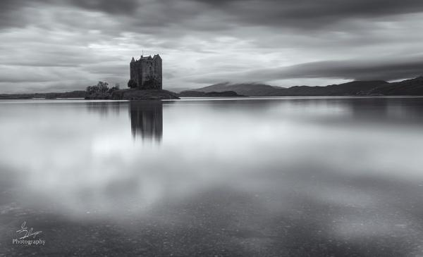 Castle Stalker by Ian71