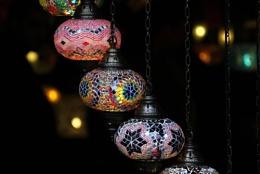 Persian lamps