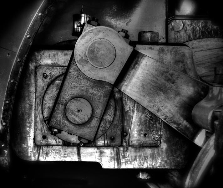 Winding Engine - Astley Green Colliery