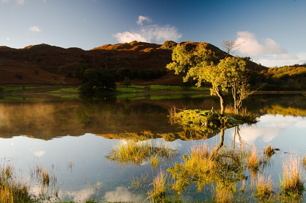 Rydal Water by alfpics