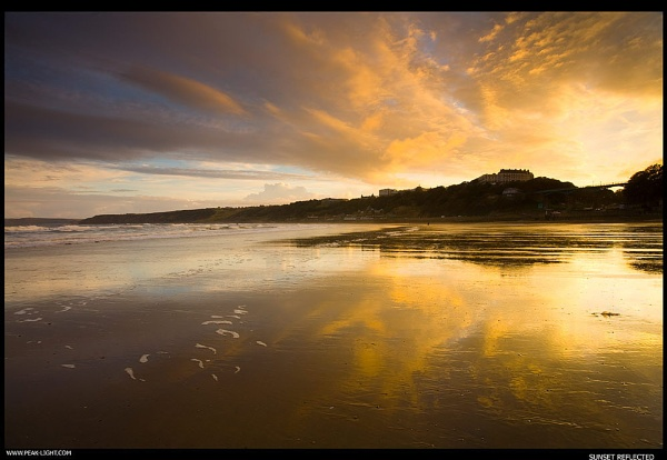 Sunset Reflected by martin.w