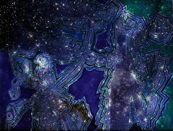 Pathway to the universe by sakisuki