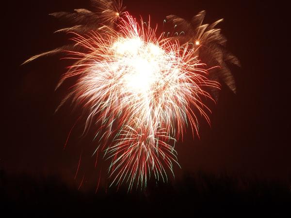 Clitheroe Fireworks by kevtrucker