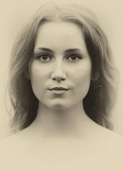 Amber (Antique look mono conversion) by cyman1964uk
