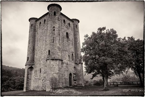Château d\'Arques by rvanr