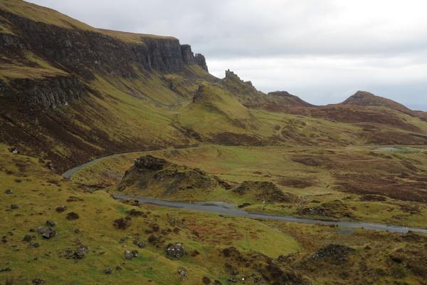 The Quarrang  Isle of Skye. by ianto