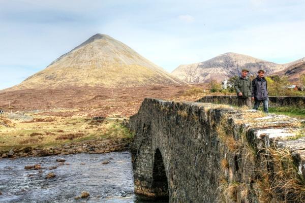 Somewhere on the Isle of Skye. by ianto