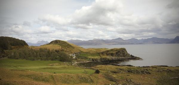 Somewhere on the Isle of Skye by ianto