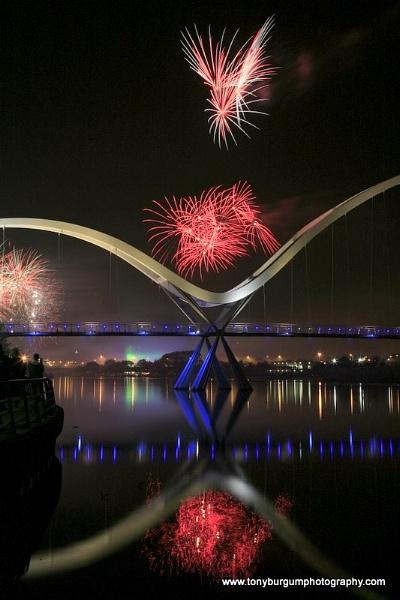 Infinity Fireworks I by tonyb73