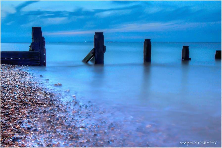 Serene Sheerness Silvery Shingle Shoreline