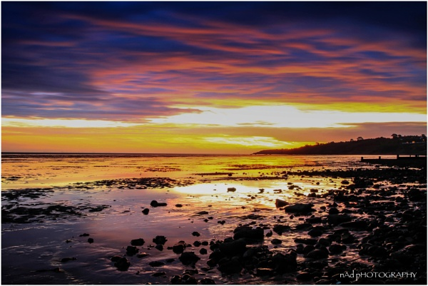 Sheerness\'s Seriously Spectacular Shoreline Sunrise by NDODS