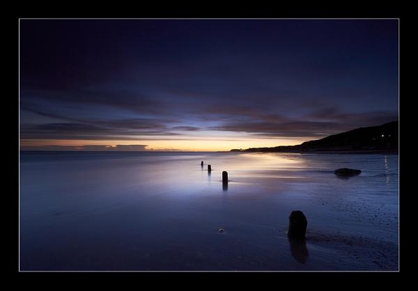 Sandsend Sunrise by jeanie