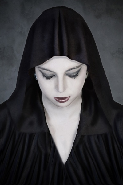 Cloaked Beauty by Baden