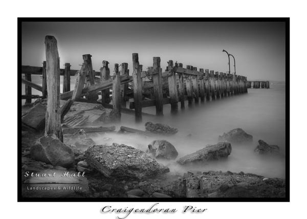 Craigendoran Pier by ourdayphotos