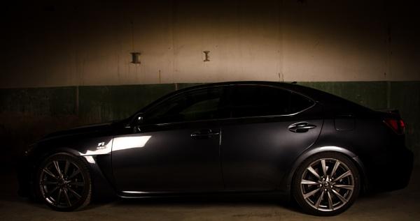 Lexus IS-F by Marioks