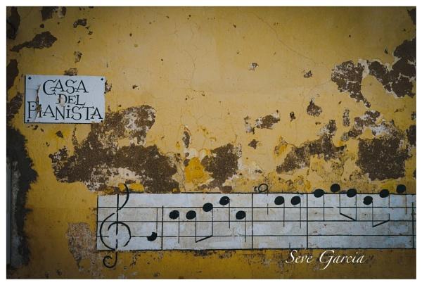 Casa del Pianista by SeveGarcia