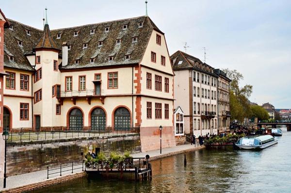 Strasbourg by Evertonian