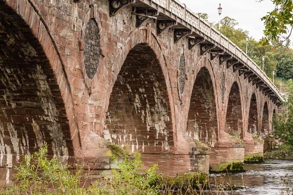 Old Bridge, Perth by billmyl