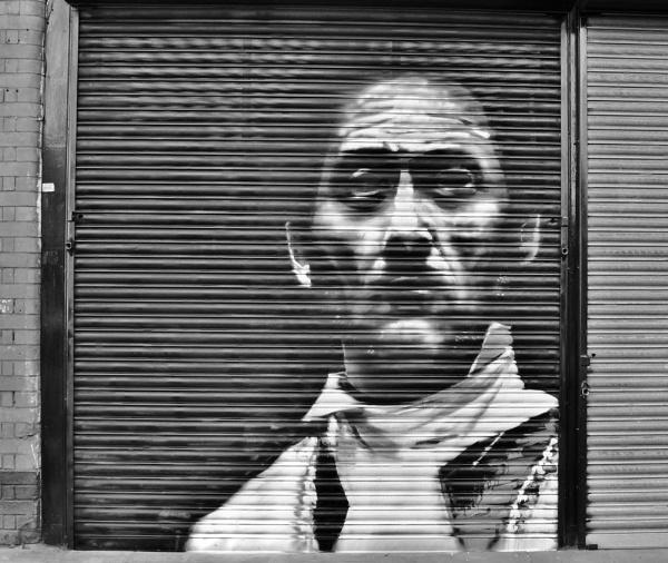 Shutter Man by SiHunt_GrafficSnapZ