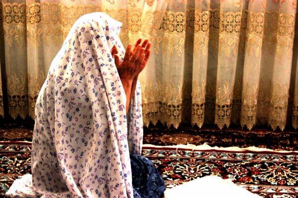 Praying To GOD by Rasoul