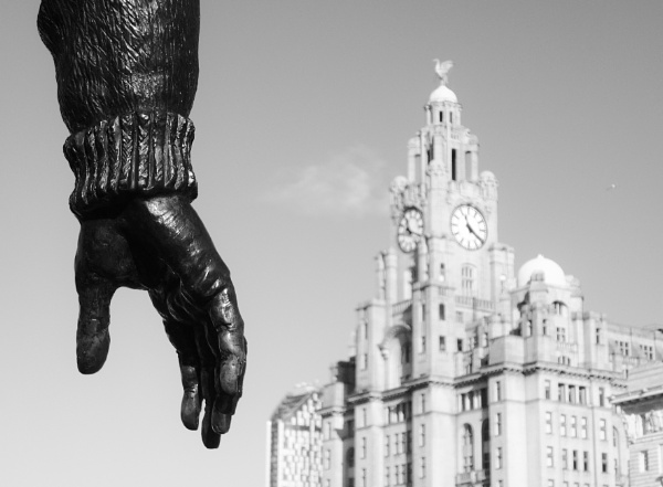 Clint Eastwood came to Liverpool by lblythe
