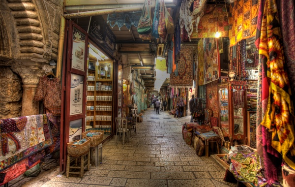 Old City Market by ubaruch