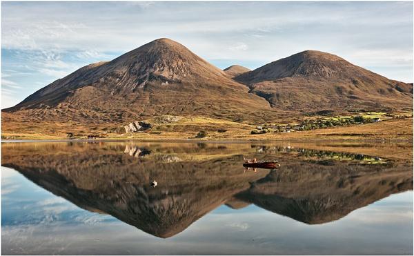 Floating... by Scottishlandscapes