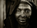 Gambian Villager