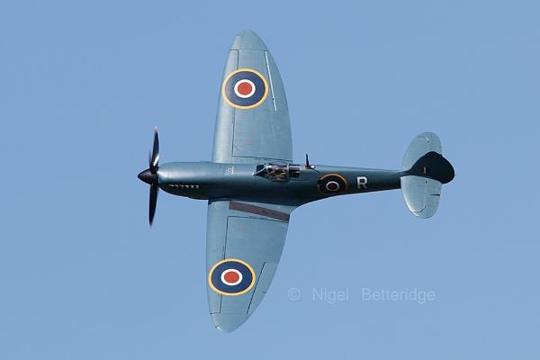 PR Spitfire by Nigel_95
