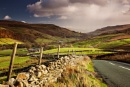 Swaledale Sun and Showers by newfocus