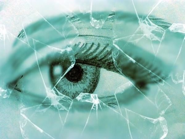 Looking Through Broken Glass by sakisuki