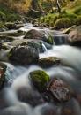 Poulanass River by garymcparland