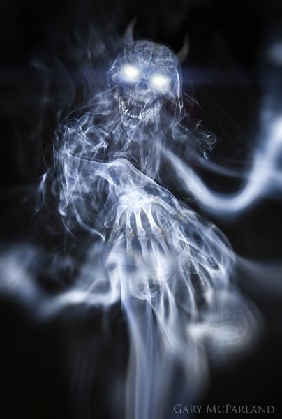 Spectre by garymcparland