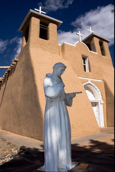 Adobe Church by billgoco