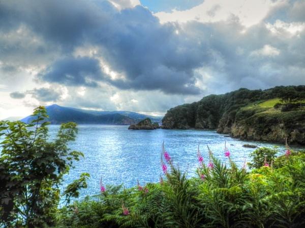 coast line north devon by ray_paul
