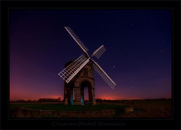 At night by J_Tom
