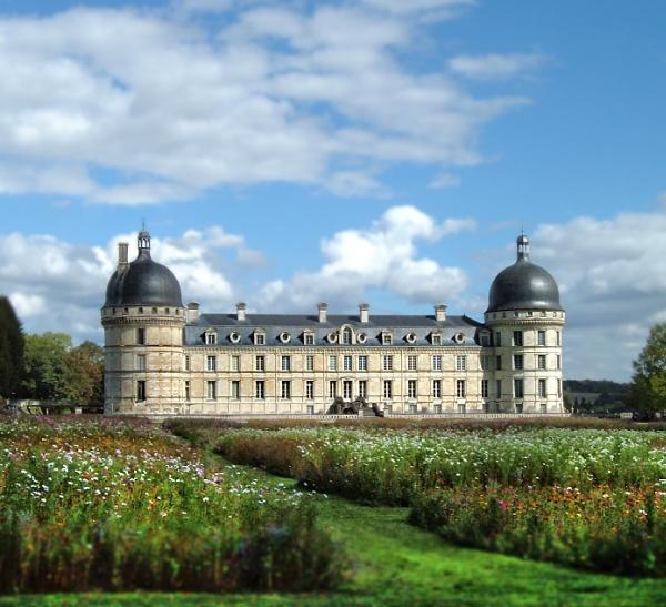 Chateaux de Valencay by shanelaze