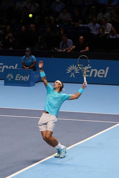 Rafael Nadal by Tigger1