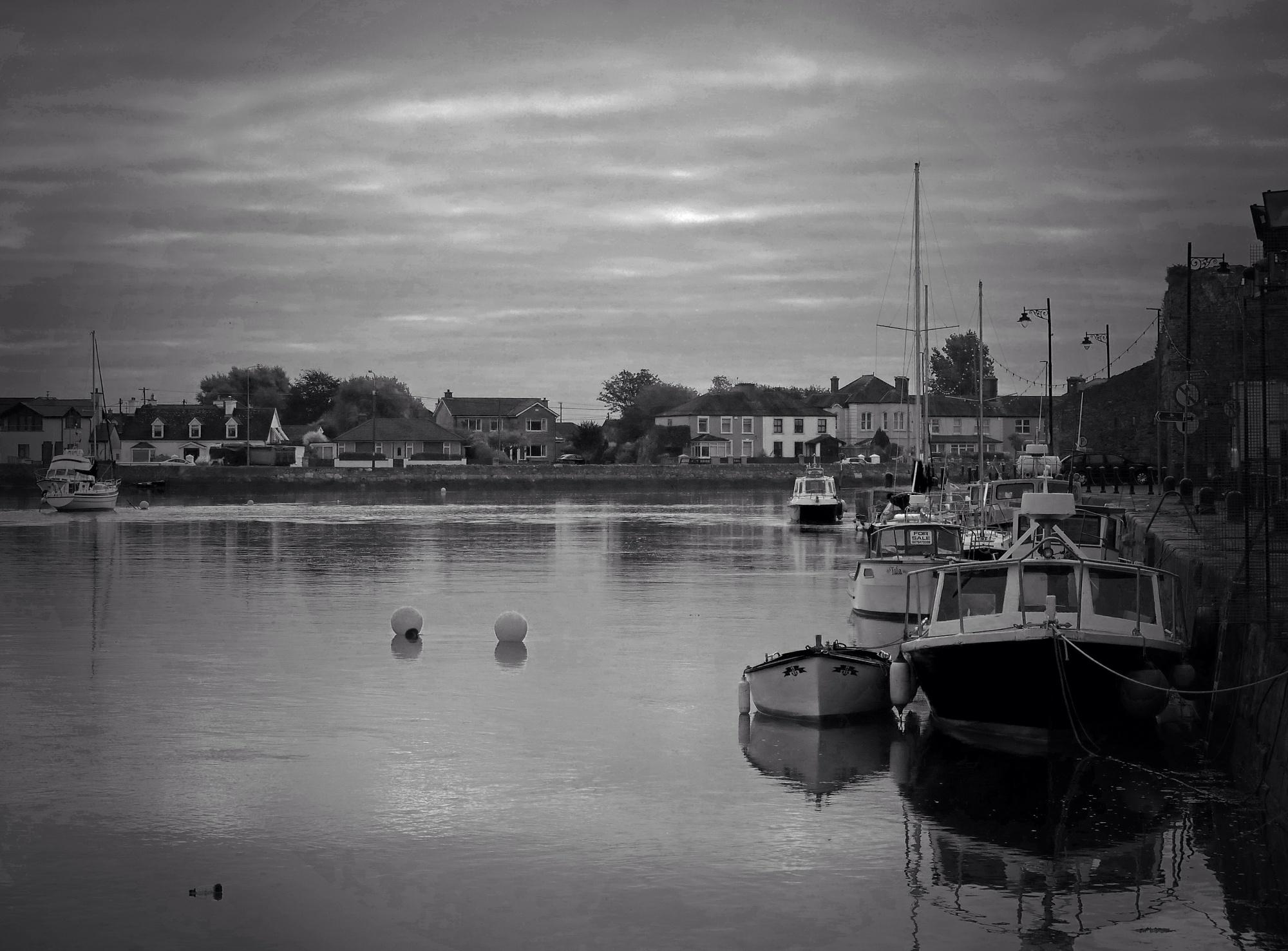 Dungarvan harbour